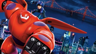 Big Hero 6 (2014) Full Movie - HD 720p