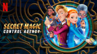 Secret Magic Control Agency (2021) Full Movie - HD 720p